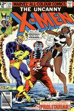 Uncanny X-Men 124