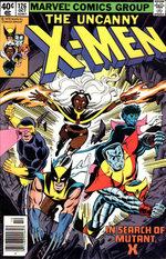 Uncanny X-Men 126