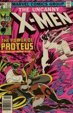 Uncanny X-Men 127