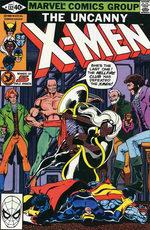 Uncanny X-Men 132