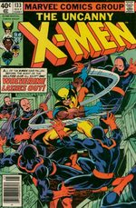 Uncanny X-Men 133
