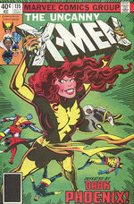 Uncanny X-Men 135