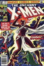 Uncanny X-Men 147