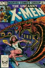 Uncanny X-Men 163