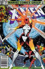 Uncanny X-Men 164