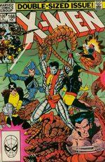 Uncanny X-Men 166