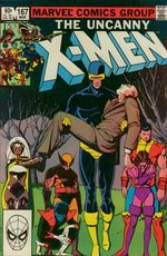 Uncanny X-Men 167