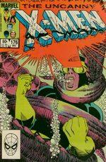 Uncanny X-Men 176