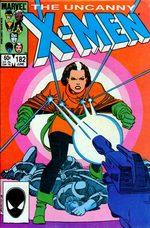 Uncanny X-Men 182