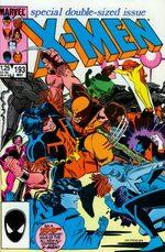 Uncanny X-Men 193