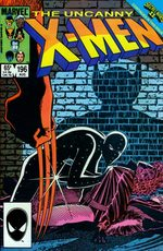 Uncanny X-Men 196