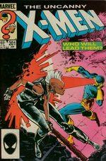 Uncanny X-Men 201