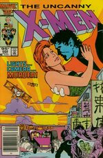 Uncanny X-Men 204