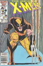 Uncanny X-Men 207