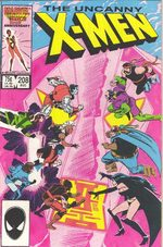 Uncanny X-Men 208