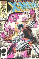 Uncanny X-Men 209
