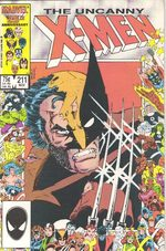Uncanny X-Men 211