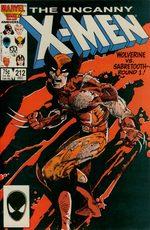 Uncanny X-Men 212