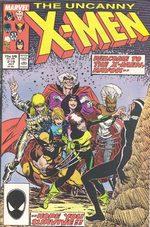 Uncanny X-Men 219