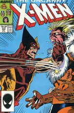 Uncanny X-Men 222