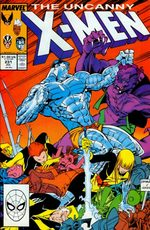 Uncanny X-Men 231