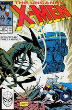 Uncanny X-Men 233