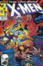 Uncanny X-Men 238