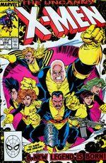 Uncanny X-Men 254