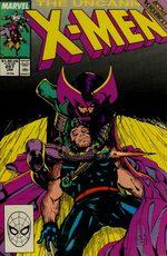Uncanny X-Men 257