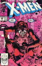 Uncanny X-Men 260