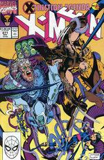 Uncanny X-Men 271