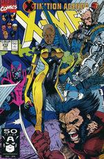 Uncanny X-Men 272