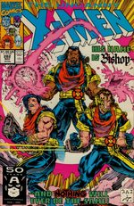 Uncanny X-Men 282