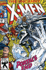 Uncanny X-Men 285