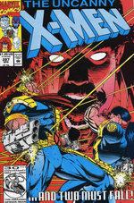 Uncanny X-Men 287