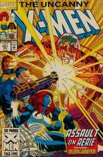 Uncanny X-Men 301