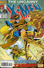 Uncanny X-Men 313