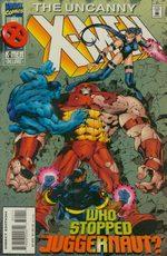 Uncanny X-Men 322