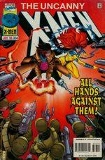 Uncanny X-Men 333