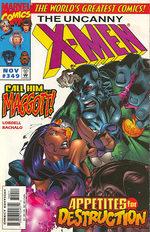Uncanny X-Men 349