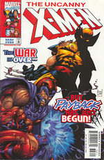 Uncanny X-Men 368