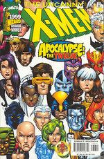 Uncanny X-Men 376