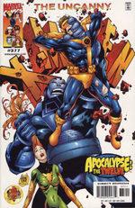 Uncanny X-Men 377