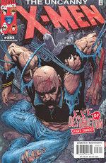 Uncanny X-Men 393