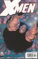 Uncanny X-Men 402