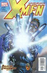 Uncanny X-Men 422