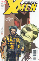 Uncanny X-Men 442