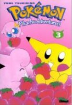 Pokemon : Pikachu Adventures ! 3