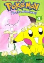 Pokemon : Pikachu Adventures ! 4