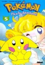 Pokemon : Pikachu Adventures ! 5